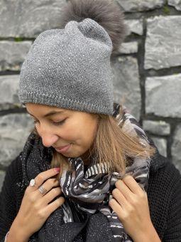 Bonnet strass Elisa