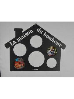 """Pêle-mêles -Pêle-mêle """"La maison du bonheur"""""""