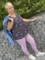 Chemises, Blouses et Tuniques -Blouse col v Yasmine