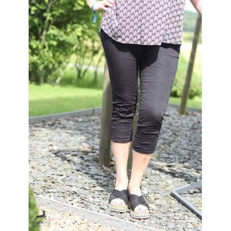 Pantalons et Jeans -Pantacourt uni PDJ