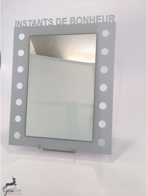 """Miroirs -Miroir """"Instant de bonheur"""""""