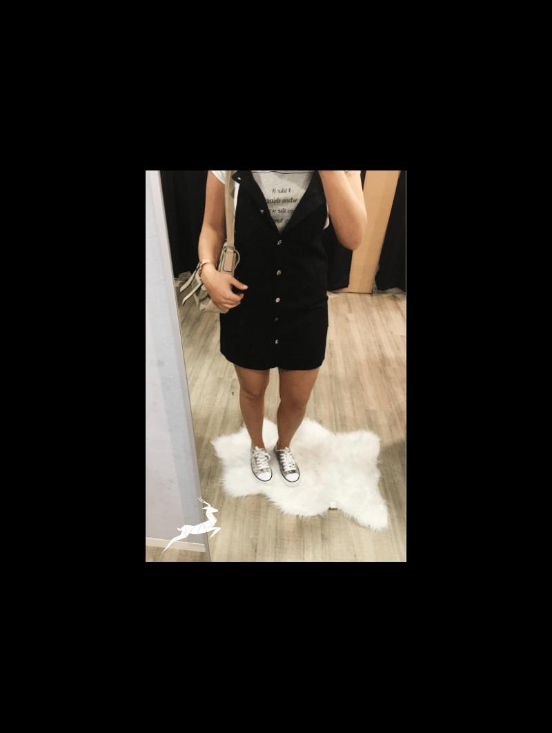 Vêtements OUTLET -Robe salopette TU