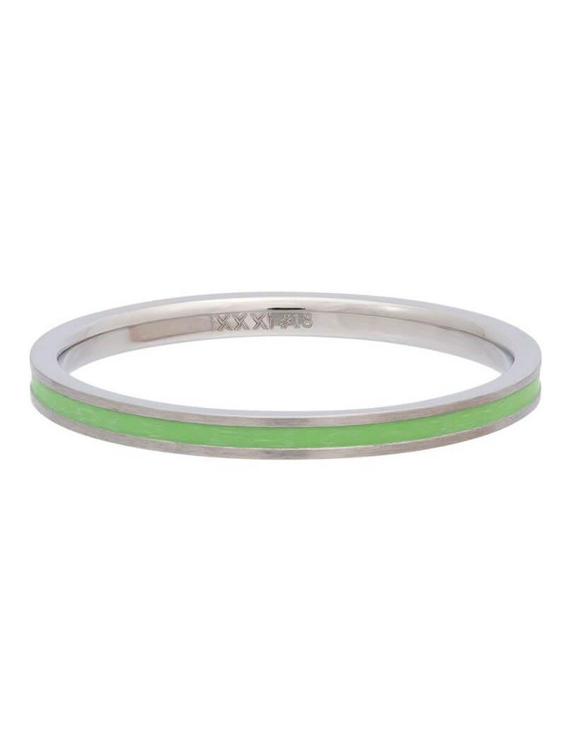 Fill rings -Line Green