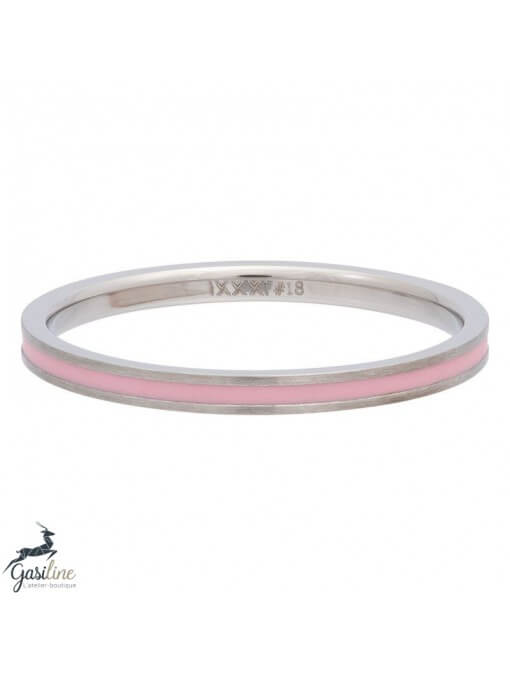 Fill rings -Line Pink