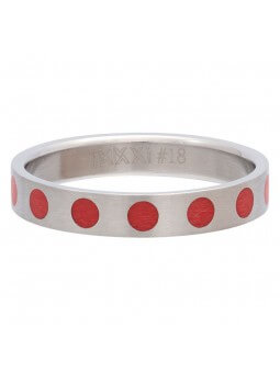 Fill rings -Round Red