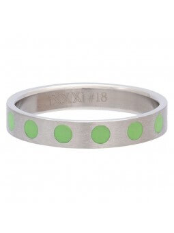 Fill rings -Round Green