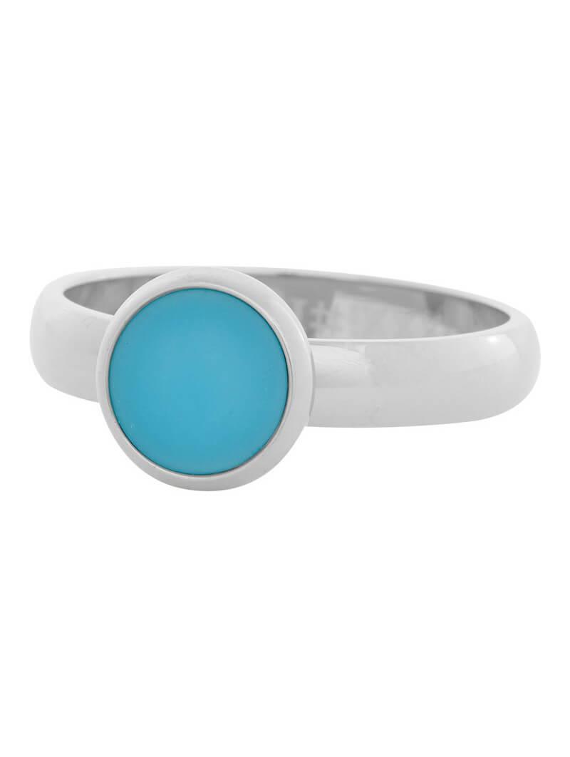 Fill rings -Pierre 10mm Aqua Mat