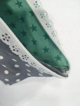Plumiers & trousses -Pochette tissus