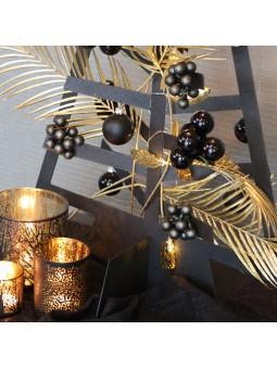 Noël -Sapin de Noël métallique (petit modèle)