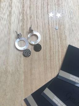 Boucles d'oreilles -BO Lisandre
