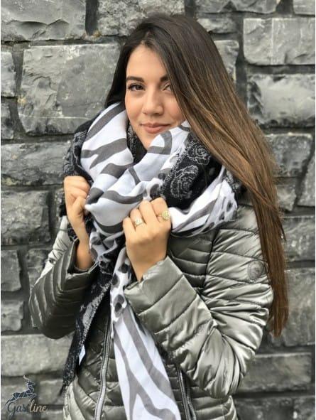 Vestes & Manteaux -Veste Blise fourrée métalisée
