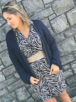 Robe chemise Eline